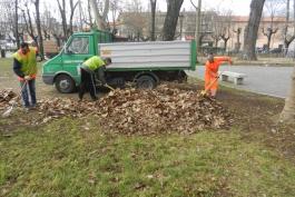 Voucher lavoro Comune di Avezzano, continuano i lavori in città