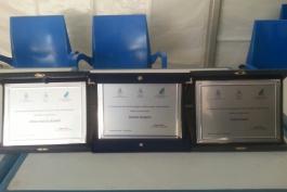 Gli Oli premiati al 9° Concorso dell'Extravergine d'Oliva della Valle Roveto