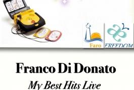 Un cd musicale per un defibrillatore