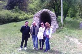 Tre blogger romeni assaltano la Marsica: a tu per tu con una terra dal respiro eterno