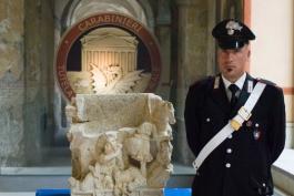 Decine di opere d'arte rubate recuperate tra Lazio e Abruzzo