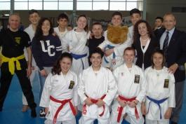 Campionati Regionali di Karate ad Avezzano: un successone