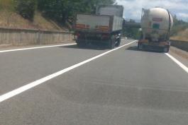 Emergenza sorpassi sulla superstrada, quasi non ci scappa il morto... l'ennesimo