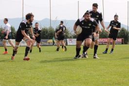 Az rugby perde contro Capitolina di misura e prende un punto