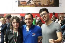 Taekwondo: 1 oro e 1 bronzo per club nostrano