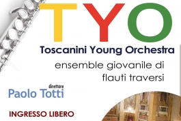 Toscanini Young Orchestra a Roma in Concerto
