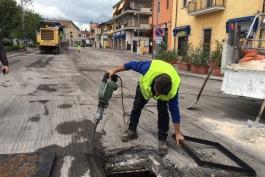 Sotto a chi tocca: il New Deal avezzanese fa tappa a Piazza Cavour