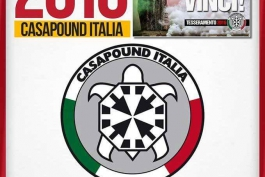 CasaPound Avezzano apre tesseramento 2016