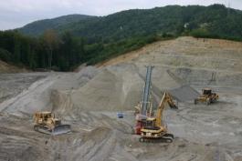 Nuove regole cave: si punta a salvaguardare l'ambiente