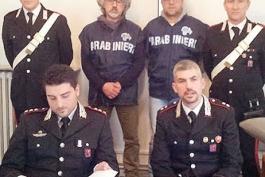 Cambio al vertice del comando provinciale dei carabinieri