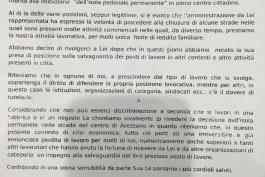 I commercianti del centro di Avezzano dicono no all'Isola pedonale